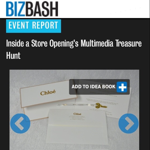 Bizbash Invitations