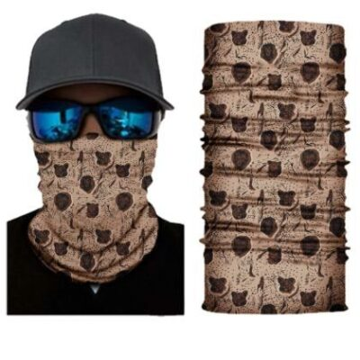 face mask buff gaiter face shield cloth face mask